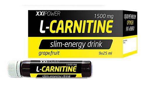 XXI POWER L-КАРНИТИН