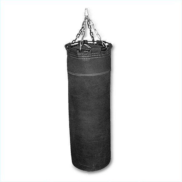 Мешок боксерский натуральная кожа 90 см