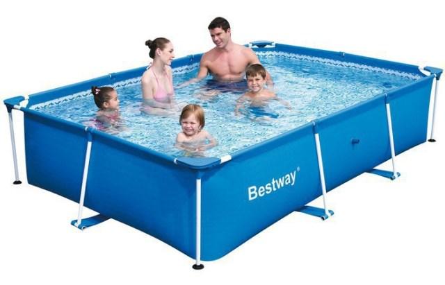 300*201*66 -арт 56404 Bestway каркасный бассейн