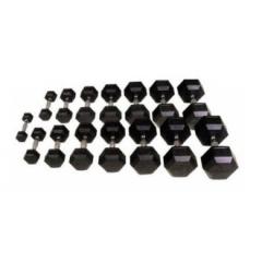 Гантельный ряд Body Solid SDRS-550 10 пар от 2,25 до 22,5 ( под заказ)