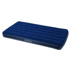 (99*191*22) Кровать INTEX Стандарт, Twin, флок