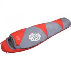 Спальный мешок Сибирь XL синий/красный