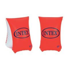 Нарукавники для плавания INTEX DELUXE большие, 6-12 лет