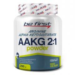 Arginine AKG 2:1 (AAKG) powder (аргинин альфа-кетоглутарат) 200 гр