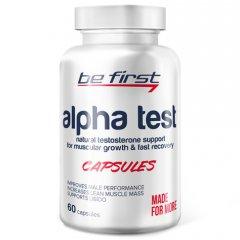 Alpha Test (Альфа Тест тестобустер на растительных экстрактах) 60 капсул