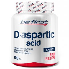 D-Aspartic Acid powder (д-аспарагиновая кислота) 100 гр
