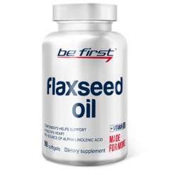 Flaxseed Oil (льняное масло) 90 капсул