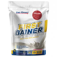 First Gainer Fast & Slow Carbs (гейнер на быстрых и медленных углеводах) 1000 гр
