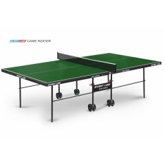 Game Indoor green - теннисный стол