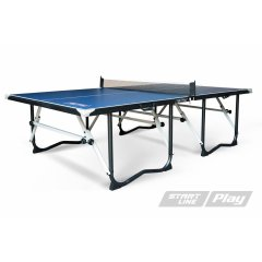 Play- самый компактный стол для настольного тенниса