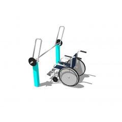 Штанга для инвалидов Уличный тренажер