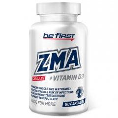 ZMA + vitamin D3 (ЗМА + витамин Д3) 90 капсул