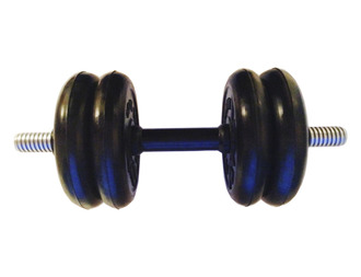 Гантель разборная готовая весом 10 кг (4 х 2,5 кг)