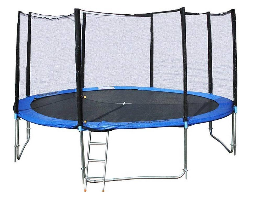 12FT (3,66 метра) Sport Elit с защитной сеткой и лестницей