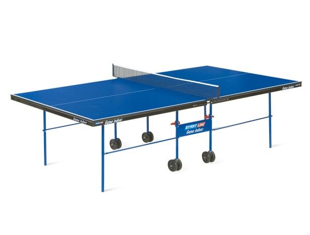 Game Indoor Стол теннисный для помещений Start Line