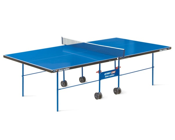Game Outdoor-2 Стол теннисный для улицы Start Line