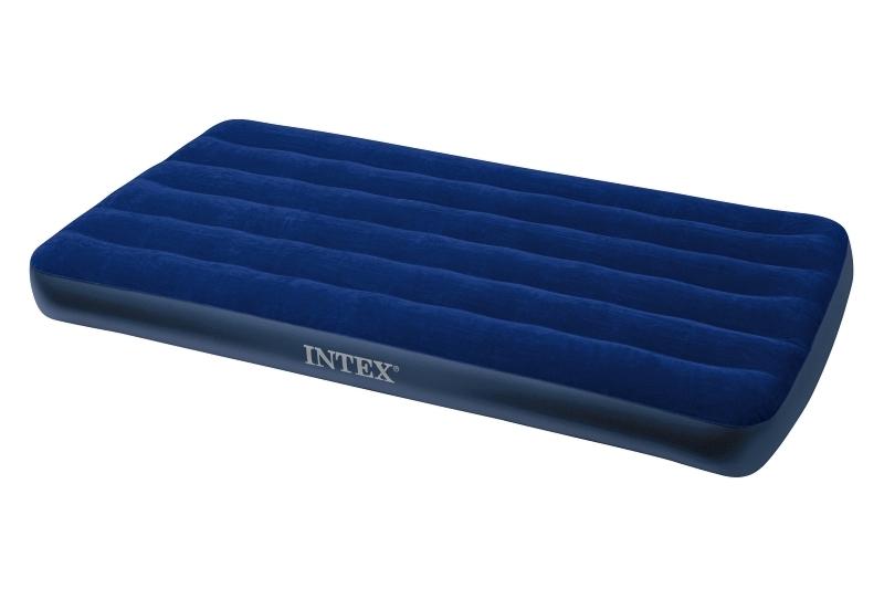 Кровать INTEX Стандарт, Twin, флок (99*191*22)