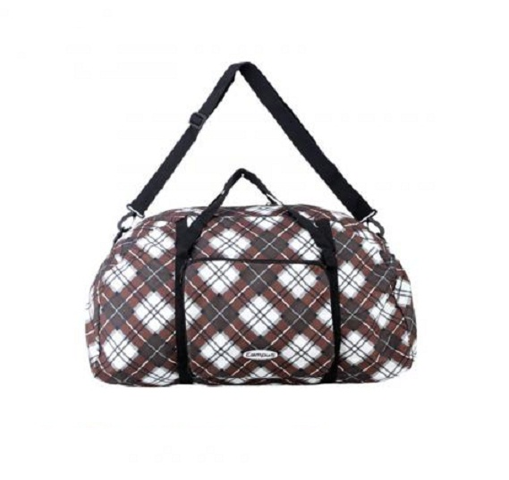 Сумка CAMPUS Pack bag (черный/коричневый)