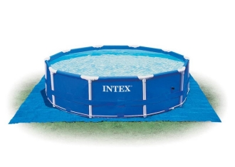 INTEX ковер под бассейн диаметром 472*472