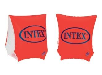 Нарукавники для плавания INTEX DELUXE, 3-6 лет
