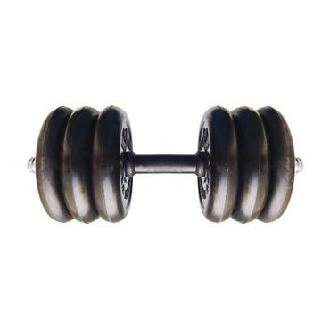 Гантель разборная готовая весом 15 кг (6 х 2,5 кг)