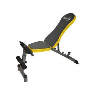 Скамья для пресса и упражнений с гантелями Sport Elit SE808