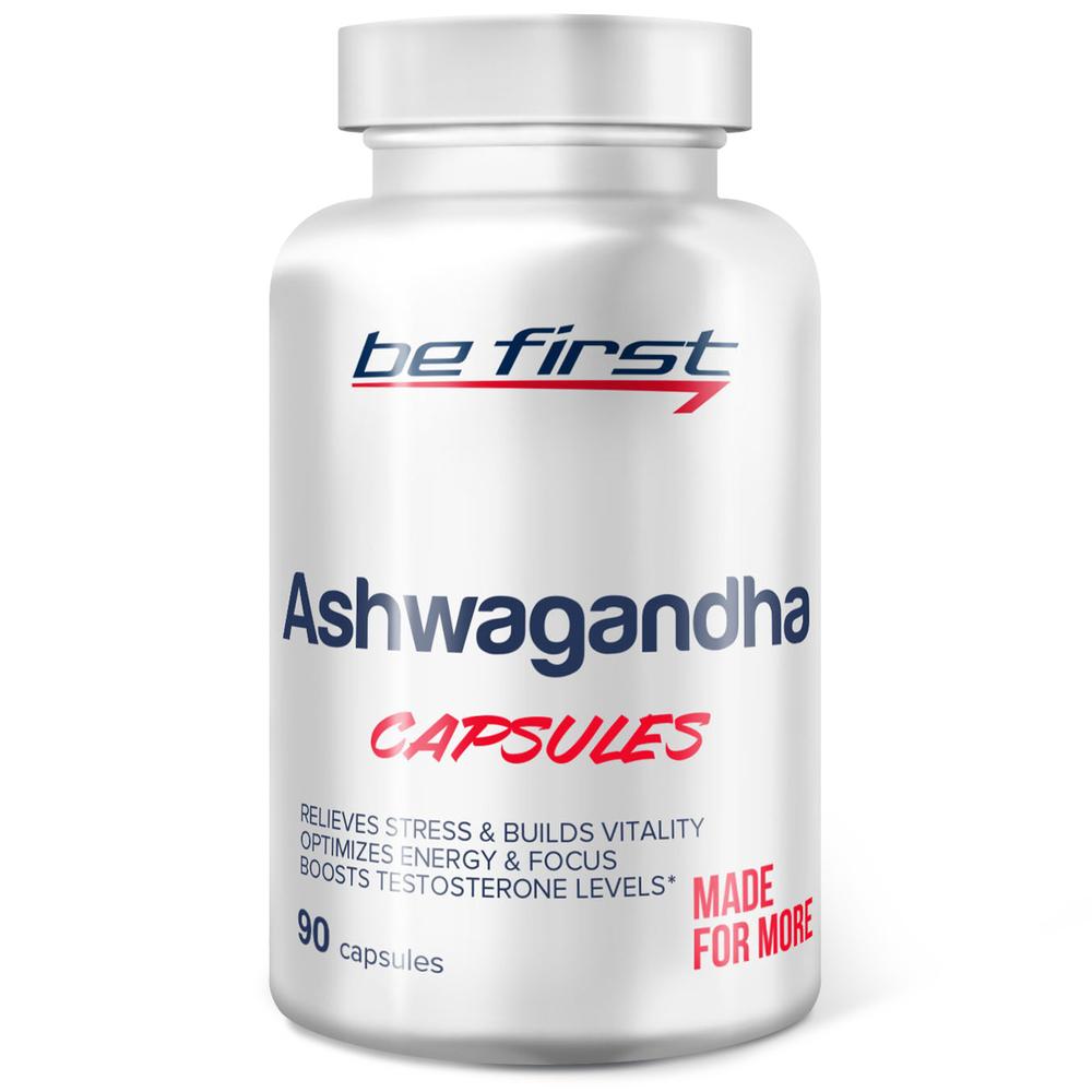 Ashwagandha capsules (экстракт ашвагандхи) 90 капсул