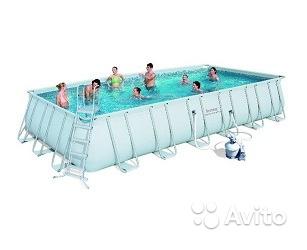 671х366х132см, Bestway каркасный бассейн(нет в наличии)