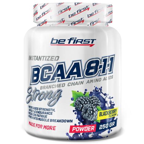 BCAA 8:1:1 Instantized powder (БЦАА быстрорастворимые) 250 гр