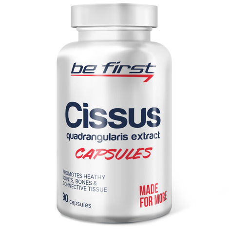 Cissus Quadrangularis Extract (экстракт циссуса) 90 капсул