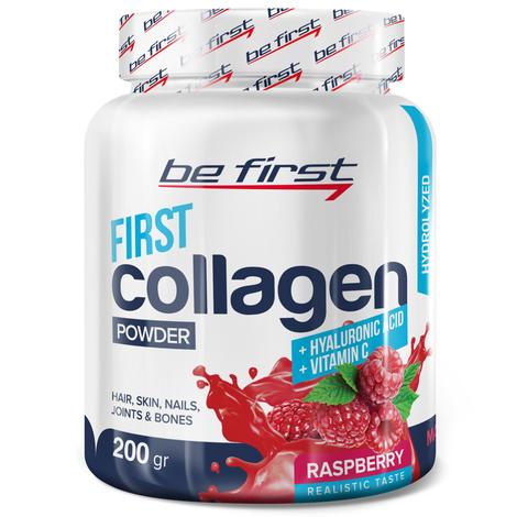 Collagen + hyaluronic acid + vitamin C (коллаген с гиалуроновой кислотой и витамином С) 200 гр