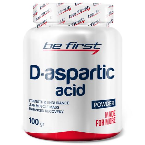 D-Aspartic Acid powder (д-аспарагиновая кислота) 100 гр