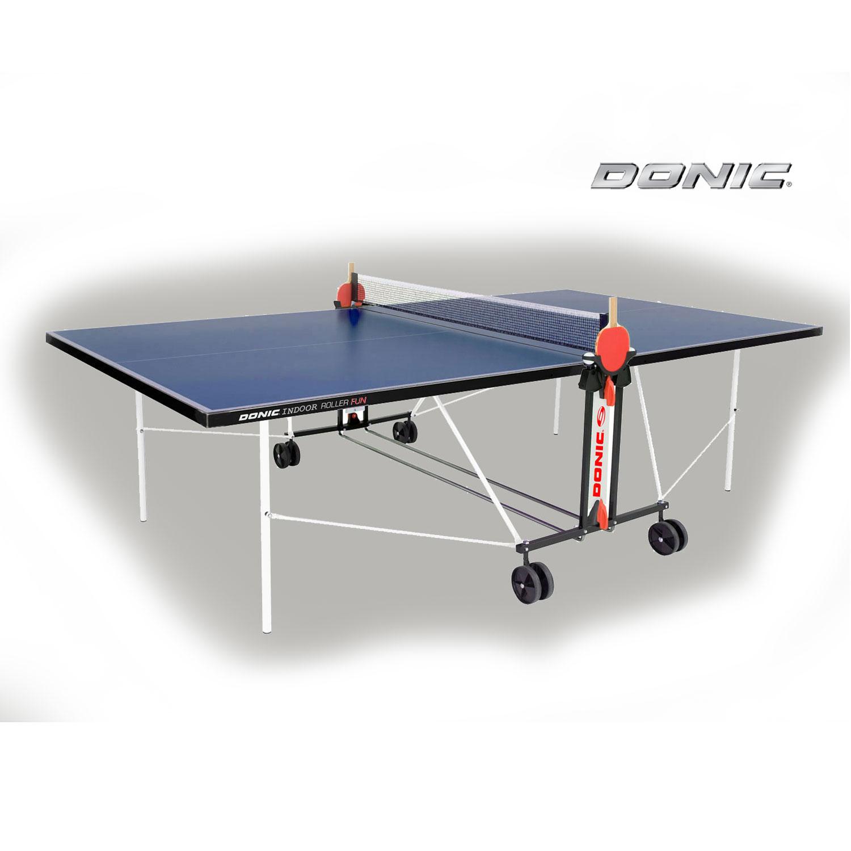 Donic Indoor Roller FUN синий теннисный стол