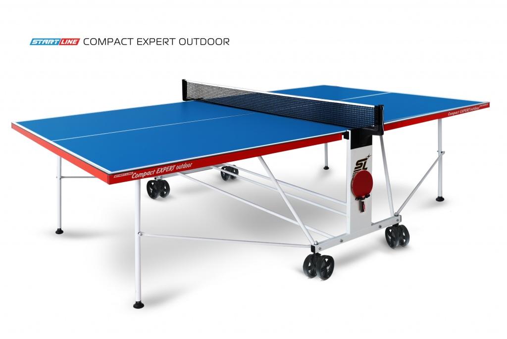 Compact Expert Outdoor Теннисный стол