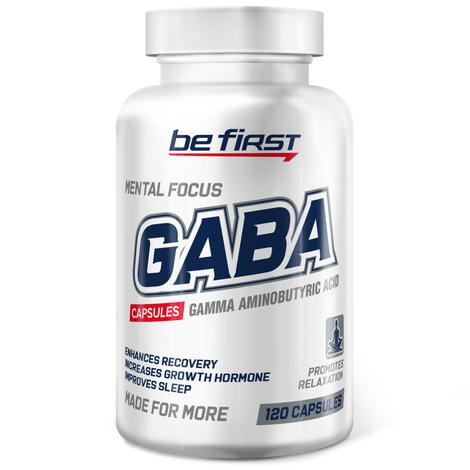 GABA Capsules (ГАБА) 120 капсул