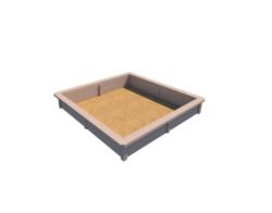 Песочница 2*2м