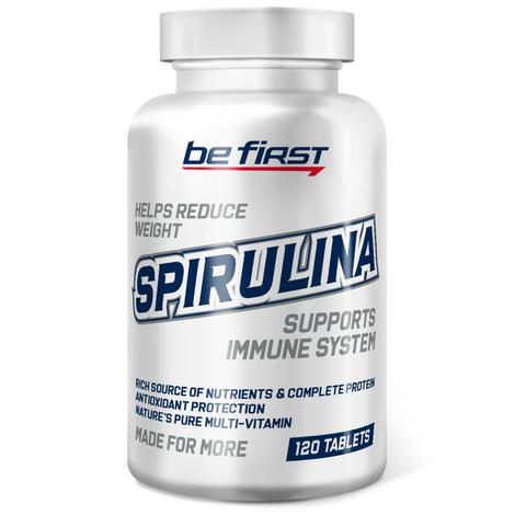 Spirulina (спирулина) 120 таблеток