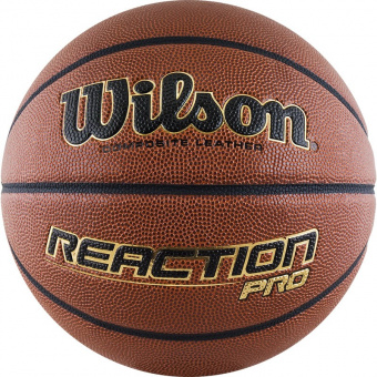 Мяч баскетбольный WILSON Reaction PRO (размер 7)